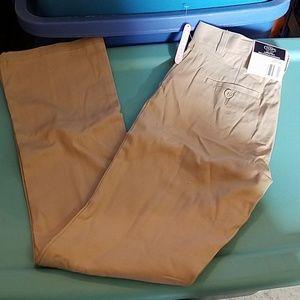 Chaps Girls Approved Schoolwear 16R Khaki